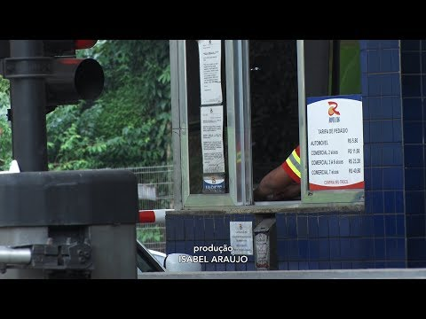 Motoristas da região a espera de regulamentação de lei que isenta de pedágio quem passa pela RJ-116