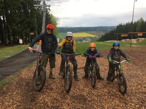 Bikepark Peklák 2021