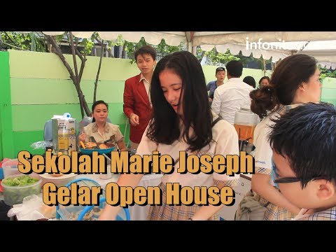 Sekolah Marie Joseph Gelar Open House