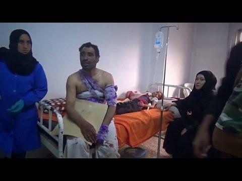 Επιθέσεις του ΙΚΙΛ εναντίον προσφυγικού καταυλισμού