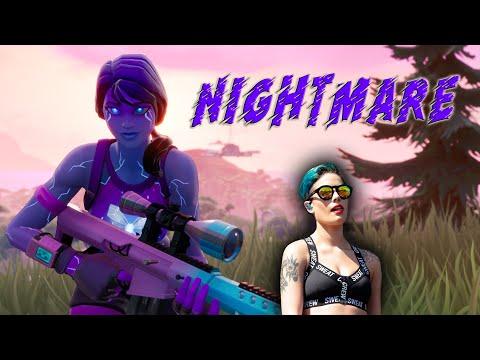 "Fortnite Montage - ""NIGHTMARE"" (Halsey)"