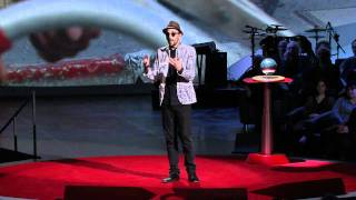 Use Art to Turn the World Inside Out | JR | TED Talks
