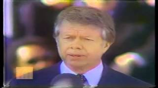 President Jimmy Carter Inaugural Address 1977 (HD)