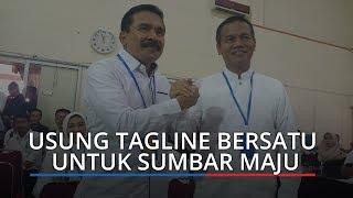 Usung Tagline Bersatu untuk Sumbar Maju, Genius Umar Siap Dampingi Fakhrizal di Pilkada Sumbar 2020