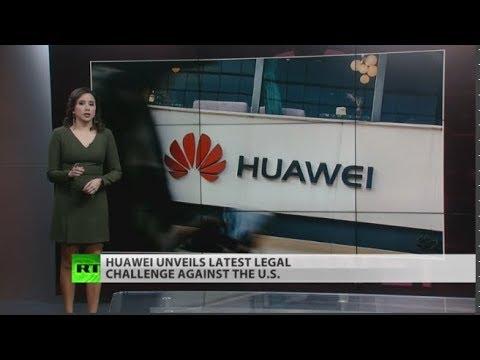 Huawei sues US gov't