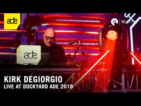 Kirk Degiorgio @ Dockyard Festival ADE 2018 - Machine Stage (BE-AT.TV)