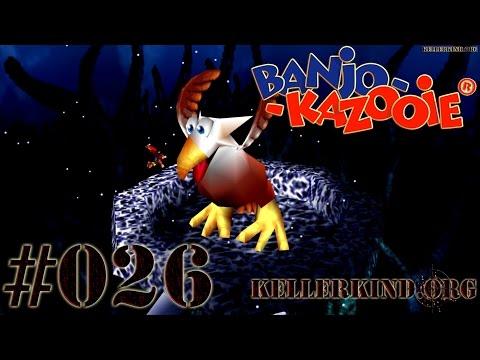 Banjo-Kazooie #026 – Click Clock Wood – Winter is coming ★ Let's Play Banjo-Kazooie [HD|60FPS]