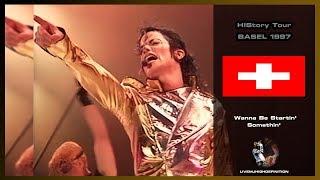 Michael Jackson Live In Basel 1997: Wanna Be Startin' Somethin' - HIStory Tour