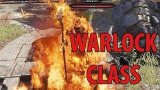 Warlock Class MOD