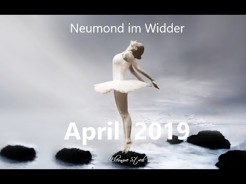 Neumond am 5.April 2019 -  Befreie dich! (видео)
