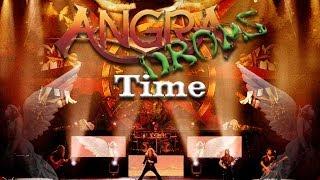 Rafael Bittencourt falando sobre a música Time - Angra Drops #5
