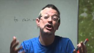 Daily Easy English Expression - Lesson: To rain on your parade