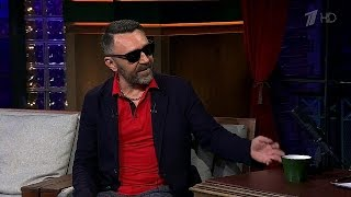 Вечерний Ургант. Сергей Шнуров в гостях у Ивана Урганта (05.06.2015)