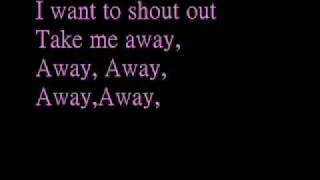 Christina Vidal -Take Me Away (with lyrics)