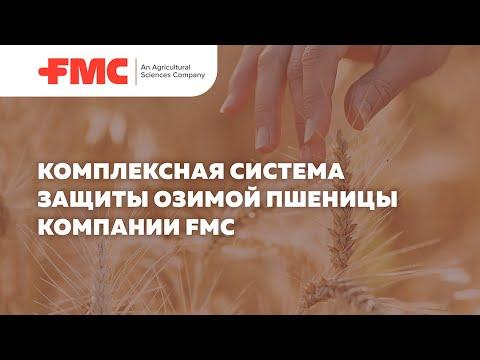 Комплексная система защиты озимой пшеницы компании FMC