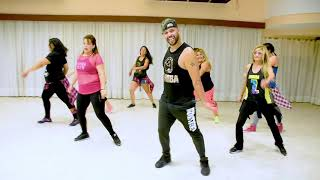 No se me Quita - Maluma ft. Ricky Martin / ZUMBA