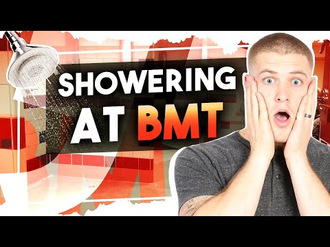 Showering At BMT Mp3