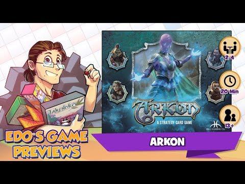 Edo's Arkon Review (KS Preview)