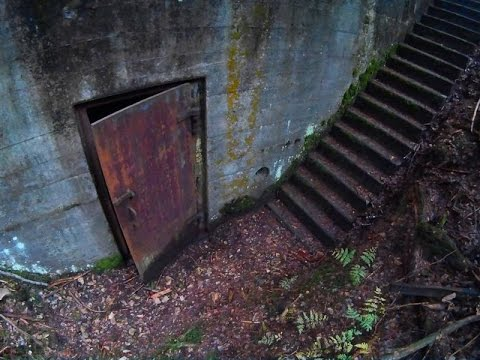 WASSERBUNKER WASSERBEHÄLTER Wbh BUNKER WESTWALL LVZ WEST   Lost Places Urban Exploration   #T017