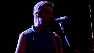 HD - 30 Seconds to Mars - 100 Suns (acoustic) live @ Frequency 2010