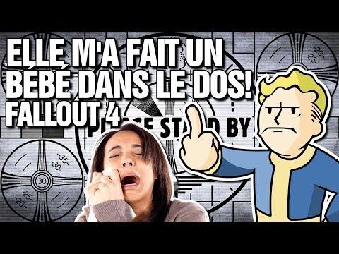 ELLE SE CASSE SANS ME DIRE AU-REVOIR - Fallout 4