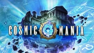 Cosmic Mania Android Gameplay (Beta Test)