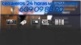 preview picture of video 'CERRAJEROS MAJADAHONDA, 609098890, cerrajeros 24 HORAS MAJADAHONDA,CERRAJEROS BARATOS MAJADAHONDA'