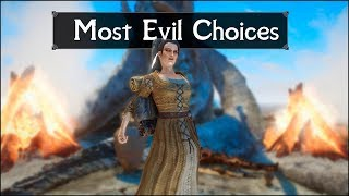 Skyrim: Top 5 Evil Things You Can Do and May Have Missed in The Elder Scrolls 5: Skyrim (Part 3)