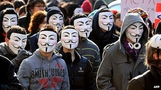 Anonymous - How to join Anonymous