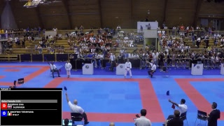 KARATE 1 WKF YOUTH CUP 2017 - Tatami 3 / Day 2