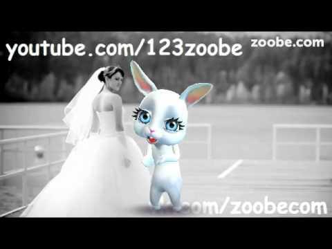 Zoobe Зайка Моя невеста, ты моя невеста