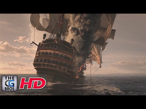 """CGI 3D Animated Short: """"Fall From Victory""""  – by The Fall From Victory Team"""