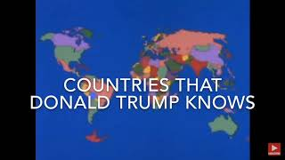 yakko warner nations of the world but it's only the