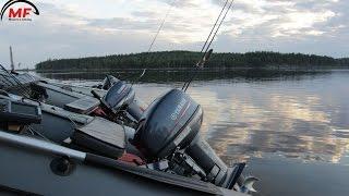 Рыбалка в карелии на сегозере базы отдыха