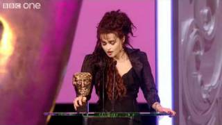 Хелена Бонэм Картер, Helena Bonham Carter wins Best Supporting Actress - The British Academy Film Awards 2011 - BBC One