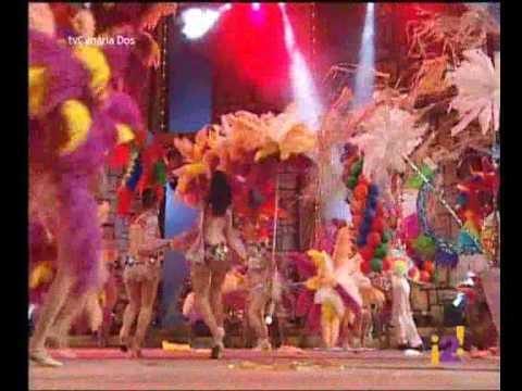 Carnival Las Palmas de Gran Canaria 2008. Comparsa Infantil