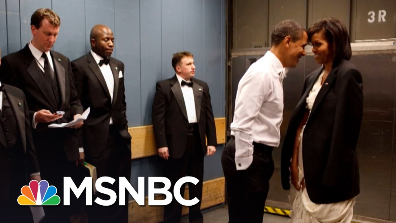 Former White House Videographer Discusses The Realities Of The Presidency | MSNBC thumbnail