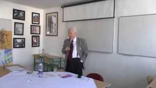 preview picture of video 'prof. Petr VOPĚNKA: O bytostech nadpřirozených a jejich vlivu na matematiku'
