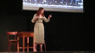 Breve video di MONOLOGO QUANTISTICO di e con Gabriella Greison