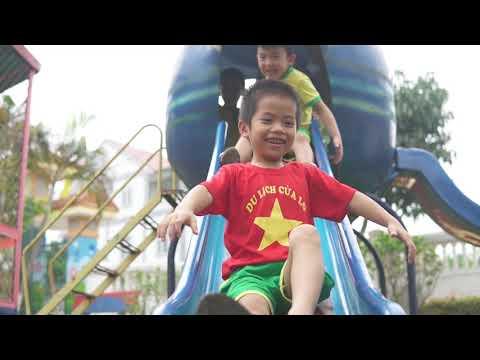 Trường MN Diễn Xuân, Diễn Châu - Xây dựng môi trường trải nghiệm xanh, sạch, đẹp, thân thiện, an toàn