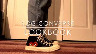29ffab0bb14c8a how to style cdg converse - Free video search site - Findclip
