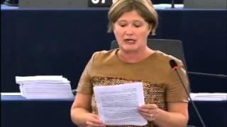 Gál Kinga expozéja a CEPOL-ról szóló jelentés megszavazása előtt