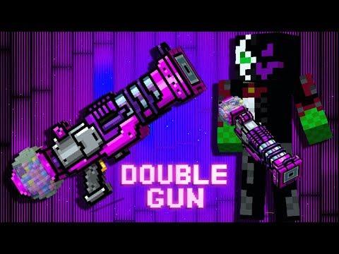 Pixel Gun 3D - Double Gum [Gameplay]