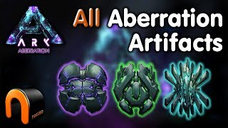 ARK ABERRATION ARTIFACTS - ALL THE EASY WAY!