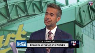 MLB Tonight Examines Brewers Expectations For 2020