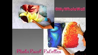 Working with Photo Paint Palettes