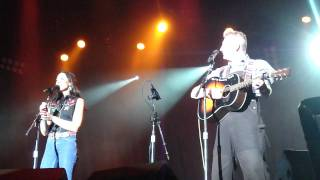 Joey+Rory Concert- Boots