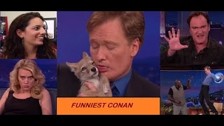 Top Funniest Conan moments