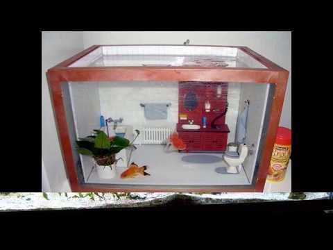 Easy Diy ideas for aquarium decor