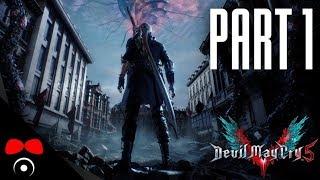 HODINOVÝ OTVÍRÁK! | Devil May Cry 5 #1